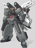 GN-008GNHW3G Seravee Gundam