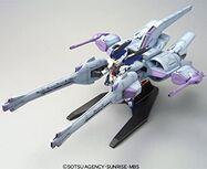 High Grade Gundam Seed ( HGSEED ) Freedom Gundam + Meteor Unit