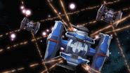 Izumo-Class in Combat 02 (Seed Destiny HD Ep49)