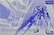 RG Wing Gundam Zero EW & Drei Zwerg -Titanium Finish-