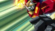 SB-011 Star Burning Gundam (GM's Counterattack) 09