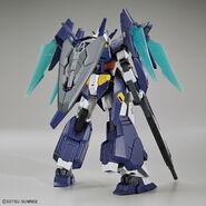 AGE-TRYMAG Gundam TRY AGE Magnum (Gunpla) (Rear)