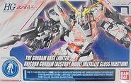 HGUC Unicorn Gundam -Destroy Mode- (Metallic Gloss Injection)