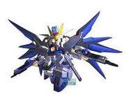 SD Gundam Strike Freedom