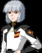 Super Robot Wars T Character Face Portrait 427