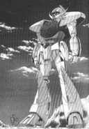 Turn A Gundam Manga Tokita
