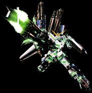 Full Armor Unicorn Gundam by Hidetaka Tenjin