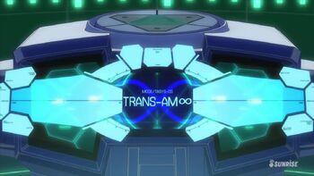 00 Sky's Trans-Am Infinity Screen