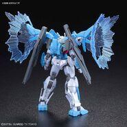 GN-0000DVR-S Gundam 00 Sky Higher Than Sky Phase (Back)