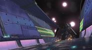 Gondwana-Class Catapult 01 (Seed Destiny HD Ep9)