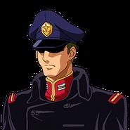Titans Officer (G Gen Wars)
