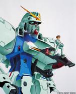Victory Gundam Illust 3