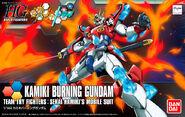 HG Kamiki Burning Gundam