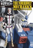 Mobile Suit Gundam Thunderbolt Mechanics