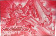 Gunpla 1-144 HGUC msn-06s-RedCometSparkle p01 front