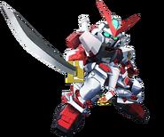 SD Gundam G Generation Cross Rays Gundam Astray Red Frame