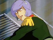 Mobile Suit Gundam Journey to Jaburo PS2 Cutscene 026 Garma 4