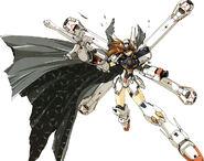 XM-X1 Crossbone Gundam X-1 MS Girl