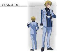 Graham - Military Uniform AD 2314