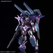 Gundam 00 Sky HWS (Trans-Am Infinity) (Gunpla) (Front)