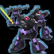 Gundam Diorama Front 3rd MS-09B Dom