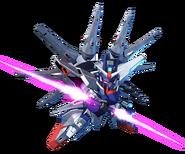 SD Gundam G Generation Cross Rays Legend Gundam
