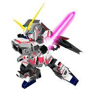 Unicorn Gundam Super Robot Wars X-Ω 2