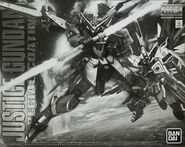 MG Justice Gundam (Special Coating)