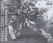 MG Perfect Strike Gundam Special Coating Ver