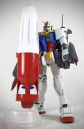 Gundam underwater type