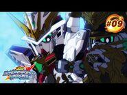 SD GUNDAM WORLD HEROES Episode 9 A Friend? A Foe? Phantom Thief X(EN,HK,TW,CN,KR,TH,VN,IT,FR,ID sub)