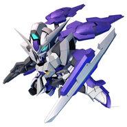 SD Gundam G Generation Crossrays Gundam 1.5