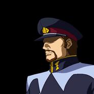ZAFT Captain (SRW A3)