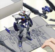 GN-0000DVR-S Gundam 00 Sky (Ep 18) 01