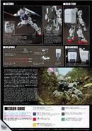 HGUC Gundam Ground Type manual 3