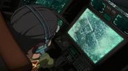 Zaku I Sniper cockpit
