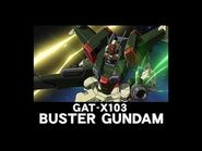 146 GAT-X103 Buster Gundam (from Mobile Suit Gundam SEED)-2
