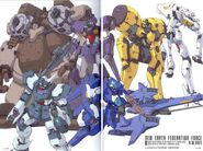 Gundam x ms