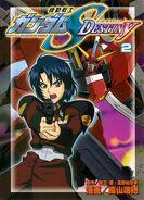 Mobile Suit Gundam SEED Destiny (Manga)Vol2