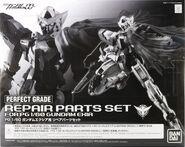 PG Gundam Exia Repair Parts