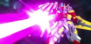 BN-876β Hot Scramble Gundam (MS Mode) (SD Gundam) 05