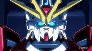 KMK-B01 Kamiki Burning Gundam (Island Wars) 05