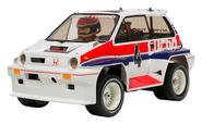 Tamiya 58611 RC Honda City Turbo WR02C