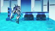 ASW-G-01 Gundam Bael (Episode 43) Close up (1)