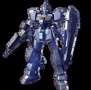 Gundam Versus RX-80PR Pale Rider