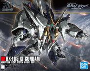 HGUC Xi Gundam