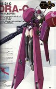 MS21C DraC NeoZeon - MS Girl
