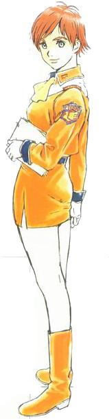 Audrey April