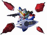 Dreadnought Gundam SD Gundam G Generation World
