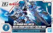HGUC Unicorn Gundam Perfectibility (Destroy Mode)